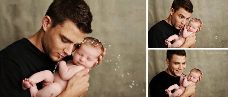 kumpulan foto bayi lucu
