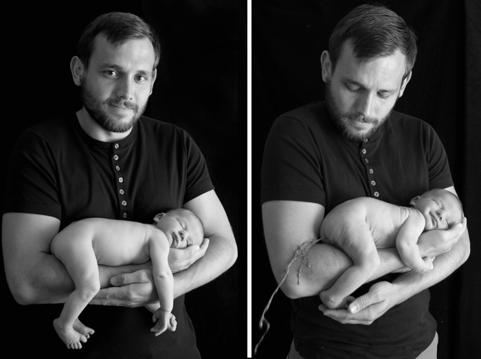 10+ Babies Who Ruined Their Parent's Pinterest-Perfect Photoshoots