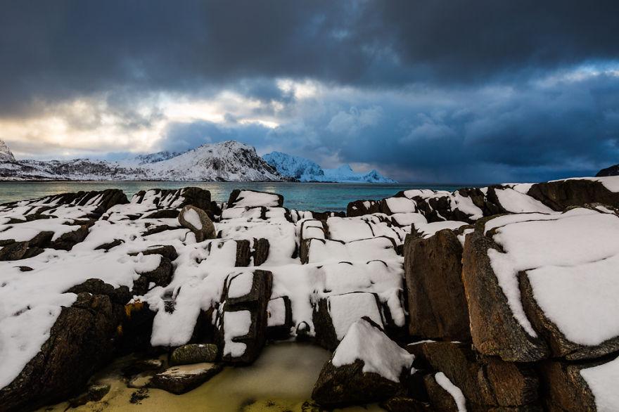 Фотогалерея: красота Лофотенских островов в Норвегии
