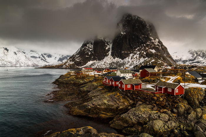 One Week Of Winter In Lofoten, Norway
