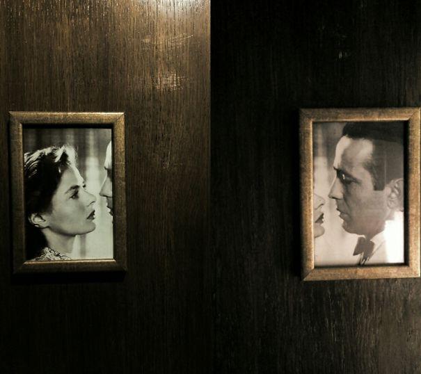 """""""wrong Way"""" Cafe-bar, Serbia"""