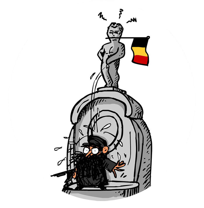 #PrayForBrussels: Let's Show The World That We Are UNITED!