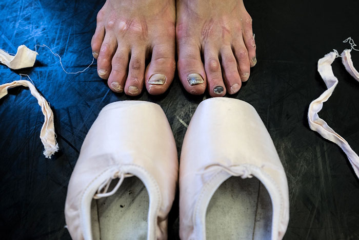 Powerful Backstage Photos Of Ballet Dancers Through Eyes Of Russian Ballerina