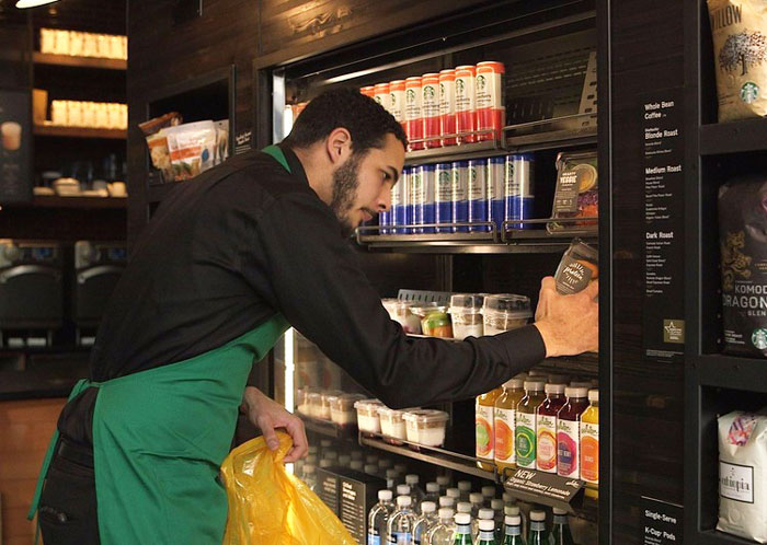 Starbucks To Donate 100% Of Its Unsold Food To People In Need