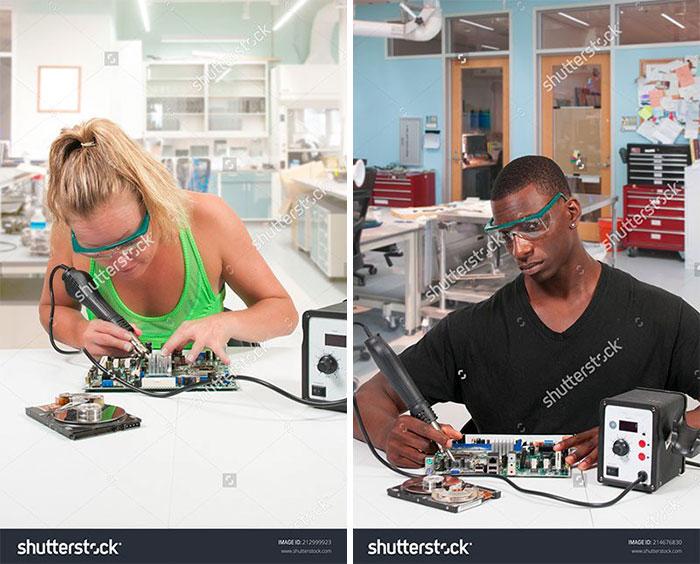 Image result for bad soldering stock