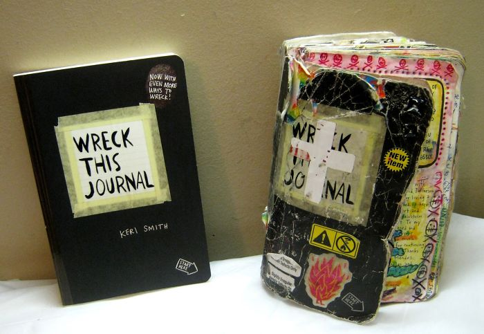 The Best Of Wreck This Journal