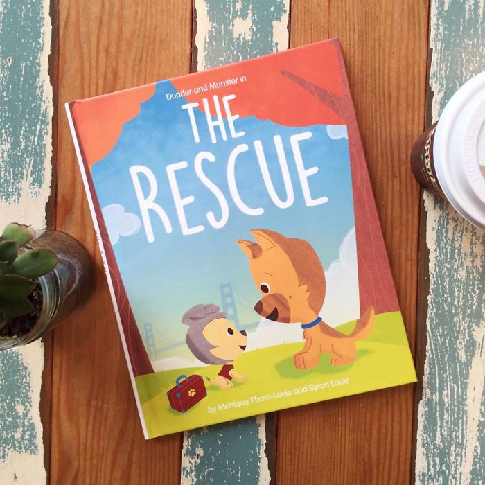 The Rescue: A Story Of Dog Rescue (feat. Dunder & Munster)