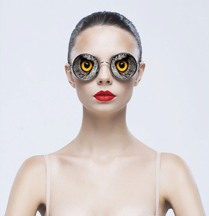 These Glasses Give Wearers The Eyes Of An Animal