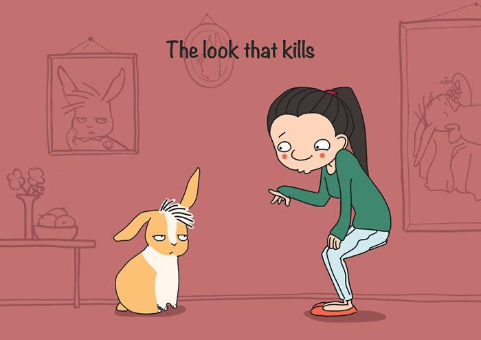 The Look That Kills