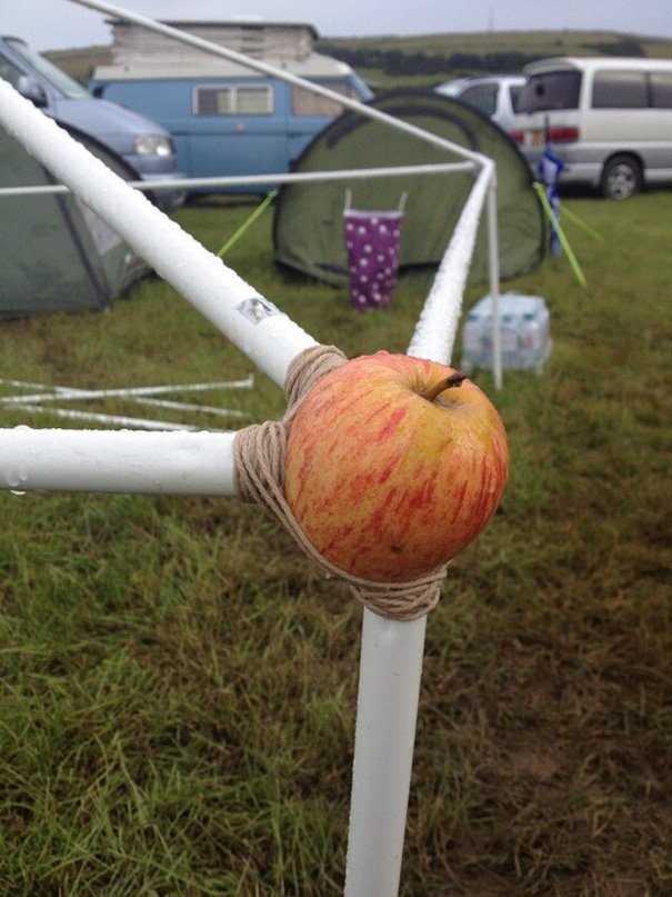 Why The Apple? Core Strength. Trust Me I'm An Engineer