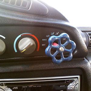 My Dad's Solution When A Control Knob Broke Off In My Car