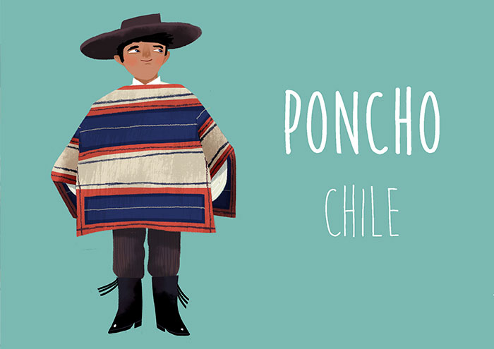 We Sketched 15 Unusual Fashion Traditions From Around The Globe