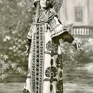 Anna Pavlovna Was A Russian Prima Ballerina
