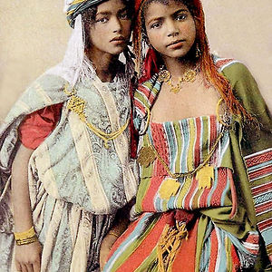 Young Algerian Girls