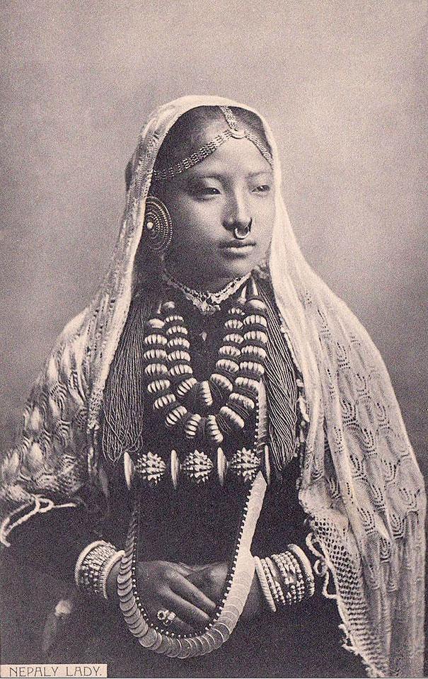 Nepaly Lady