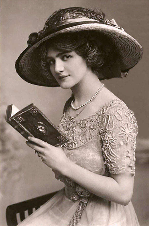 Lily Elsie, English Actress And Singer