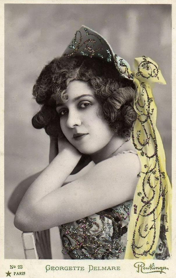 Georgette Delmare