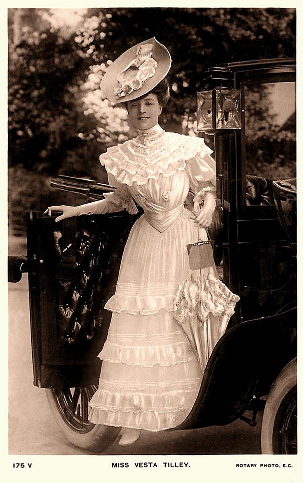 Matilda Alice Powles, An English Music Hall Performer