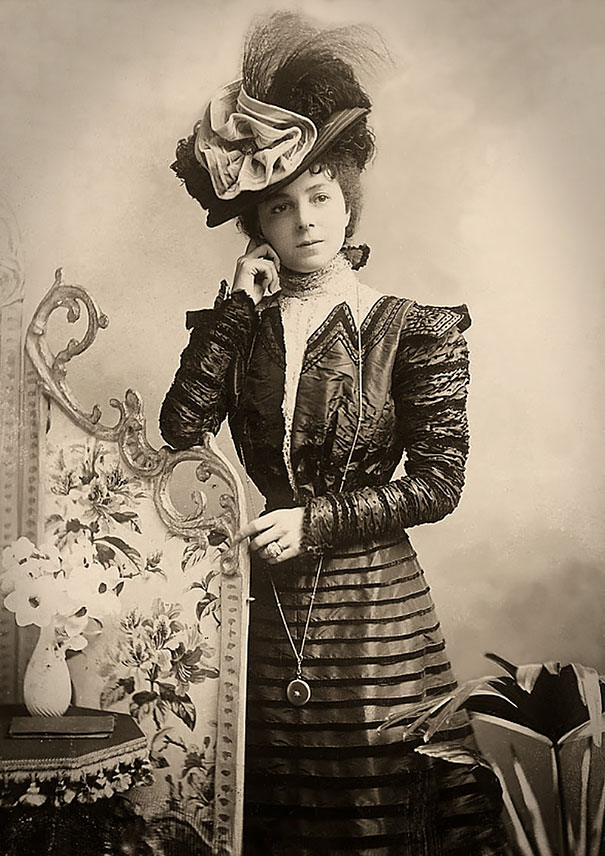 Vesta Tilley Was A Star Of The English Music Hall Circuit For More Than Four Decades