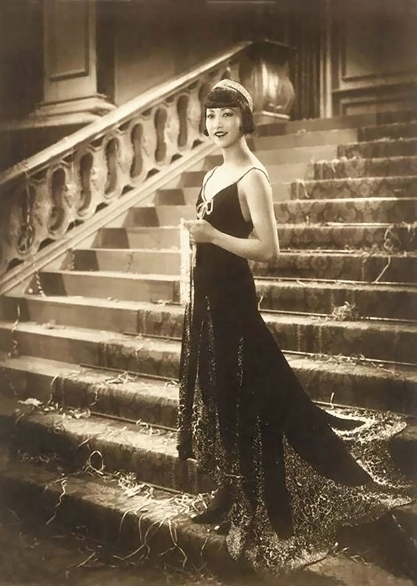 Anna May Wong Was The First Chinese American Movie Star, And The First Asian American Actress To Gain International Recognition