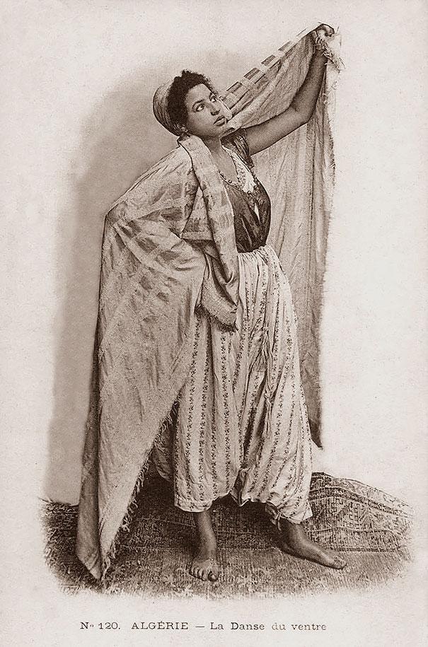 Algerian Dancer