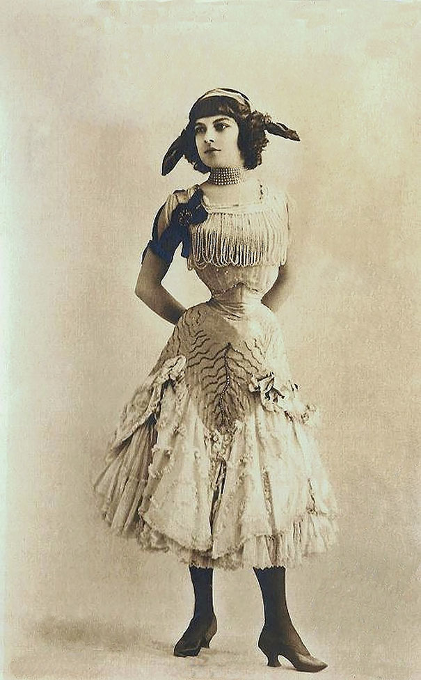 Unknown Gypsy Girl