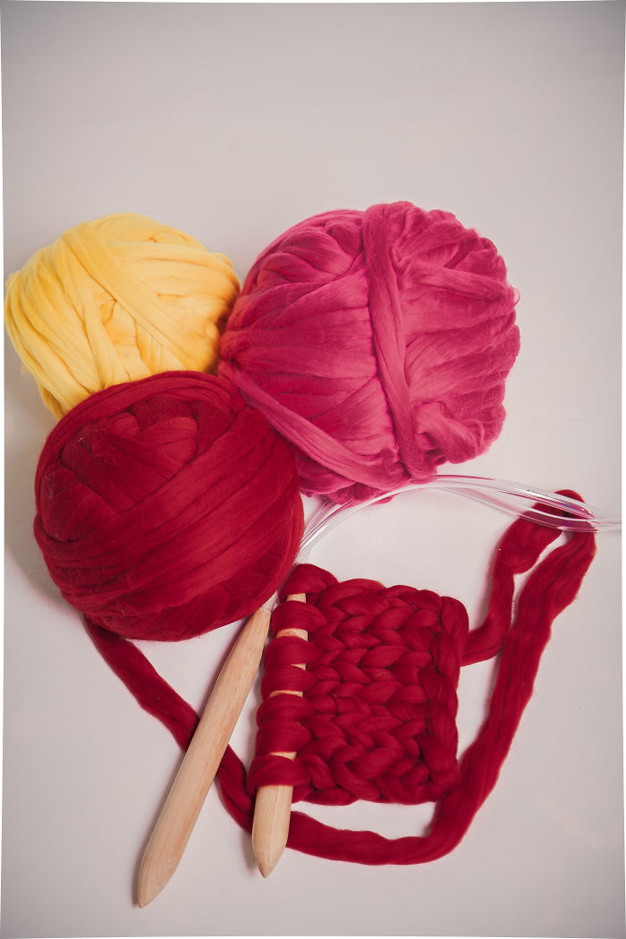 Want A Super Fast Knitting Project!