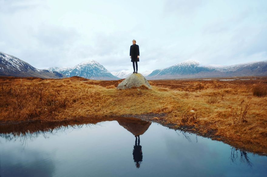 We Travelled To Scotland To Shoot A Video And It Was Magical