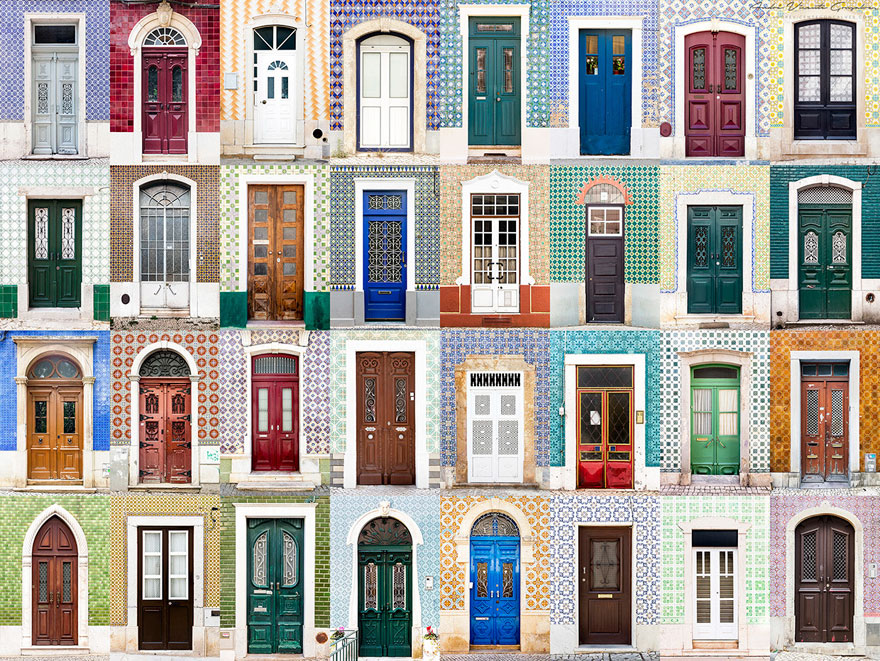 Windows Doors Of The World Andre Vicente Goncalves