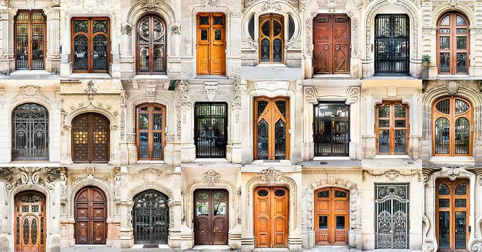 Photographer Travels Around The World To Capture Beauty Of Doors And Windows