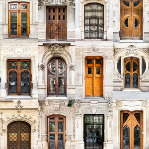 Photographer Travels Around The World To Capture The Beauty Of Doors And Windows