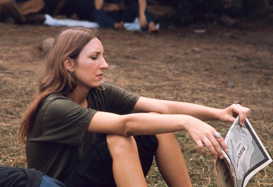 Girls From Woodstock 1969 Show The Origin Of Todays ...