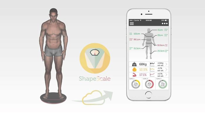 This Magic Scale Will Visualise Fat Loss & Muscle Gain