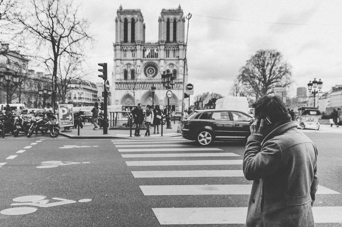 Life In Paris During Brussels Attacks