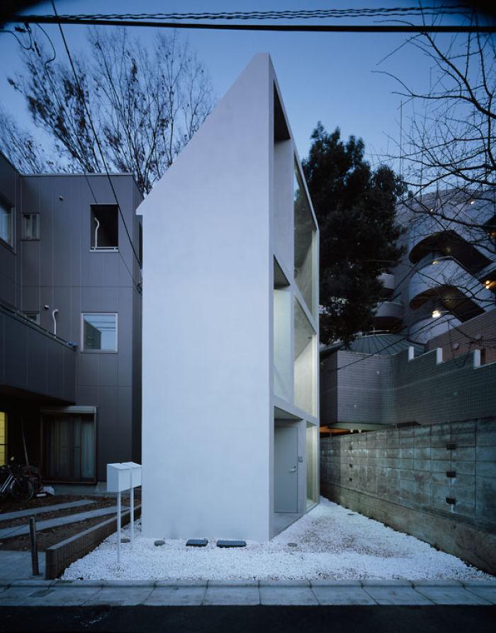 10.the Split Merchant's House Oder Auch Bekannt Als '63.02' In Nakano (http://schemata.jp/63-02/)