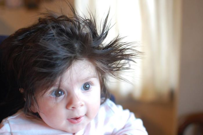 Cesaria Dgvareli 4 Month Old