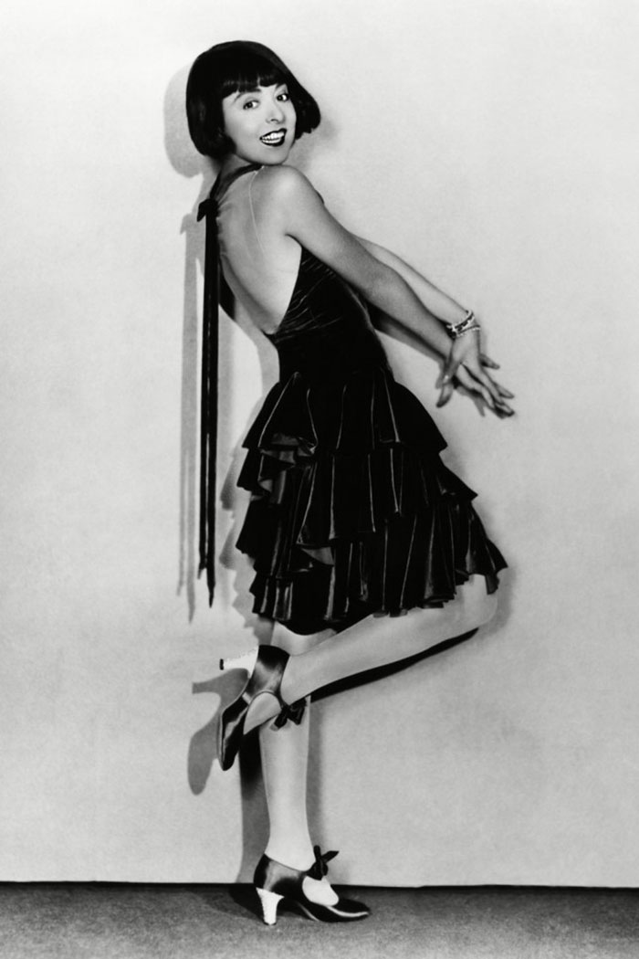 Silent Film Actress Colleen Moore Basically Invented The Bob, 1929