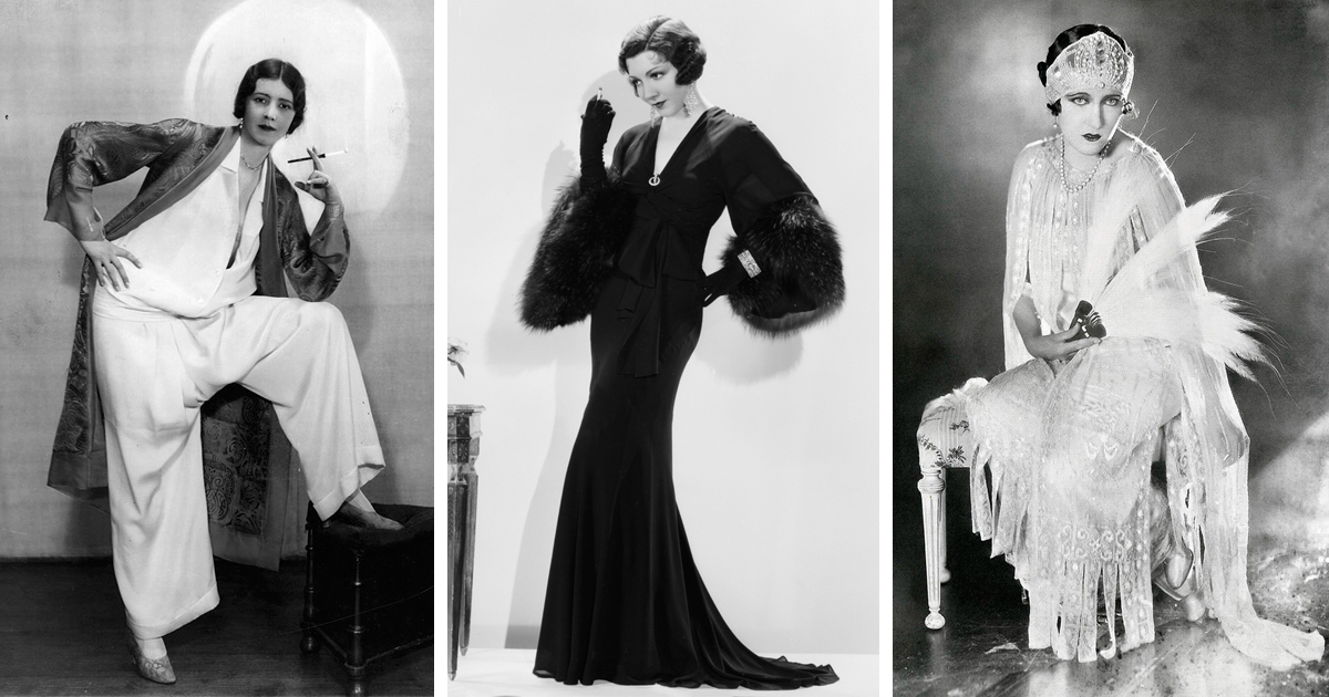 1920s Women Fashion Outbreak That Happened Almost 100 Years Ago Bored Panda