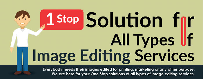 One Stop Solution For All Types Of Image Editing Services