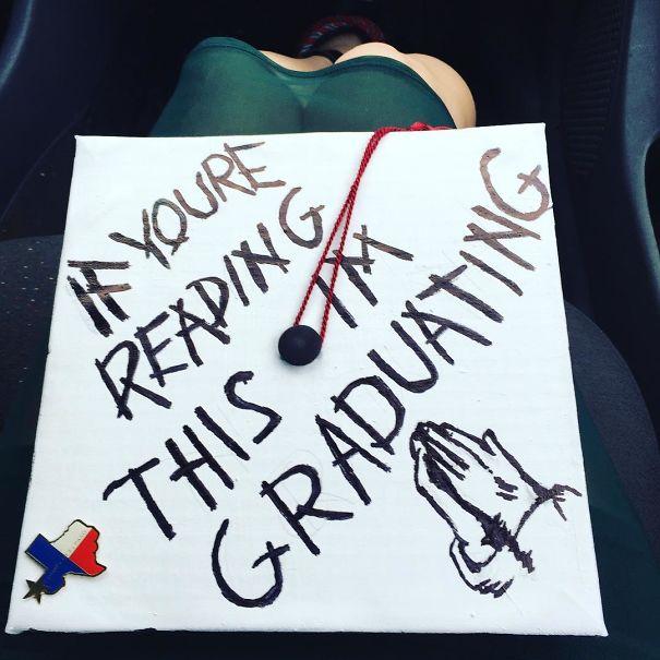 13 Graduation Cap Design Ideas