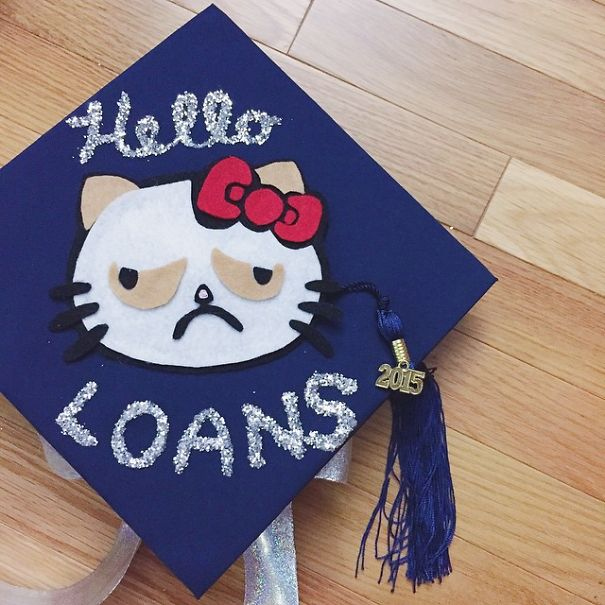 Funny Graduation Caps