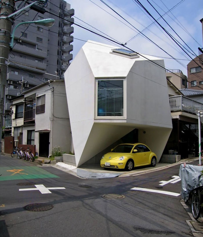 5. Würfelhaus Von Tokyo Von Yasuhiro Yamashita (http://www.tekuto.com/blog_eng/wp_english/wordpress/)