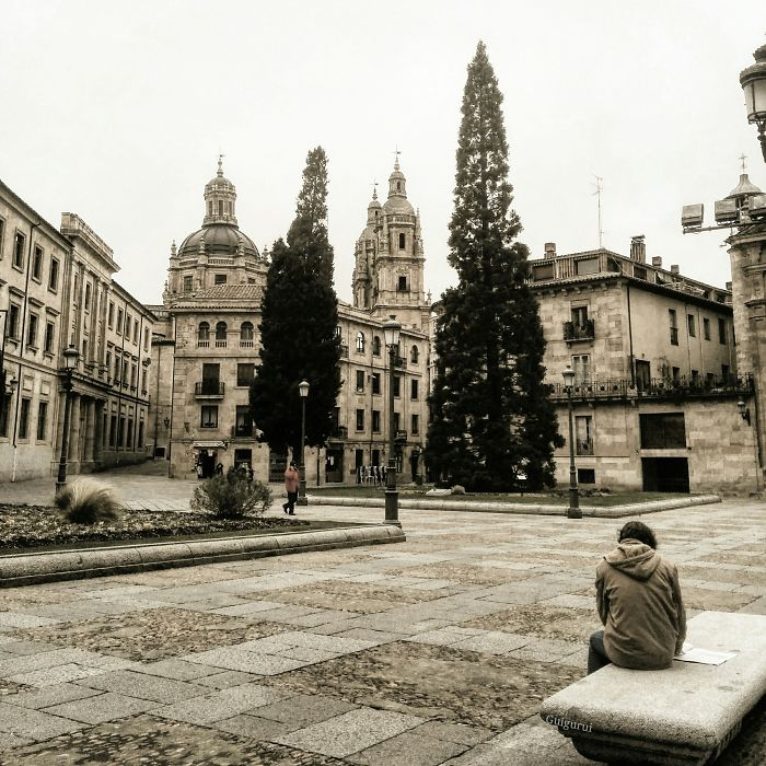 In Less Than 12 Hours I Captured The Beauty Of Salamanca With Just My Phone