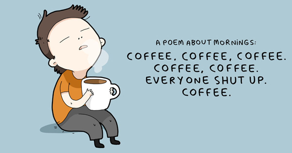 8 Cute Quotes About Coffee To Start Your Day Right Bored Panda