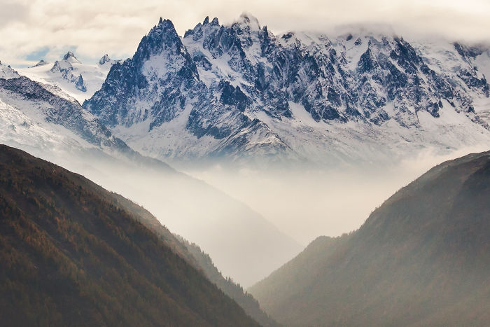 I Photographed The Beautiful Mountains Of Chamonix Mont Blanc Region