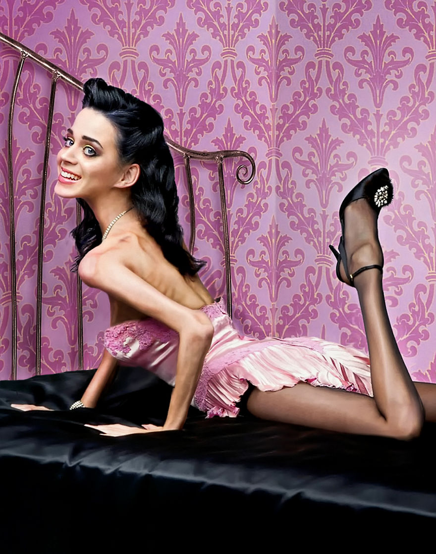 Katy Perry By Mandrak From Worth1000