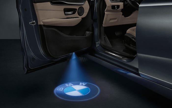Bmw Led Door Projectors – Unique Appearance!