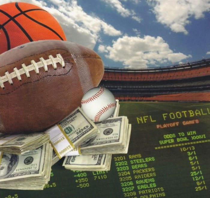 Sports Betting Letirature