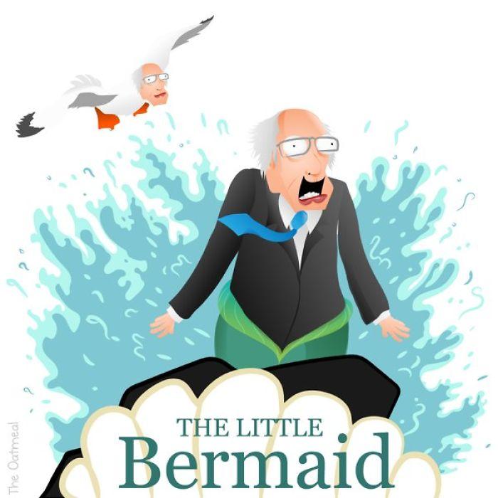 The Little Bermaid
