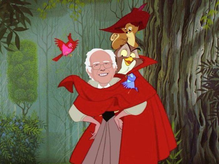 Bernie Nature